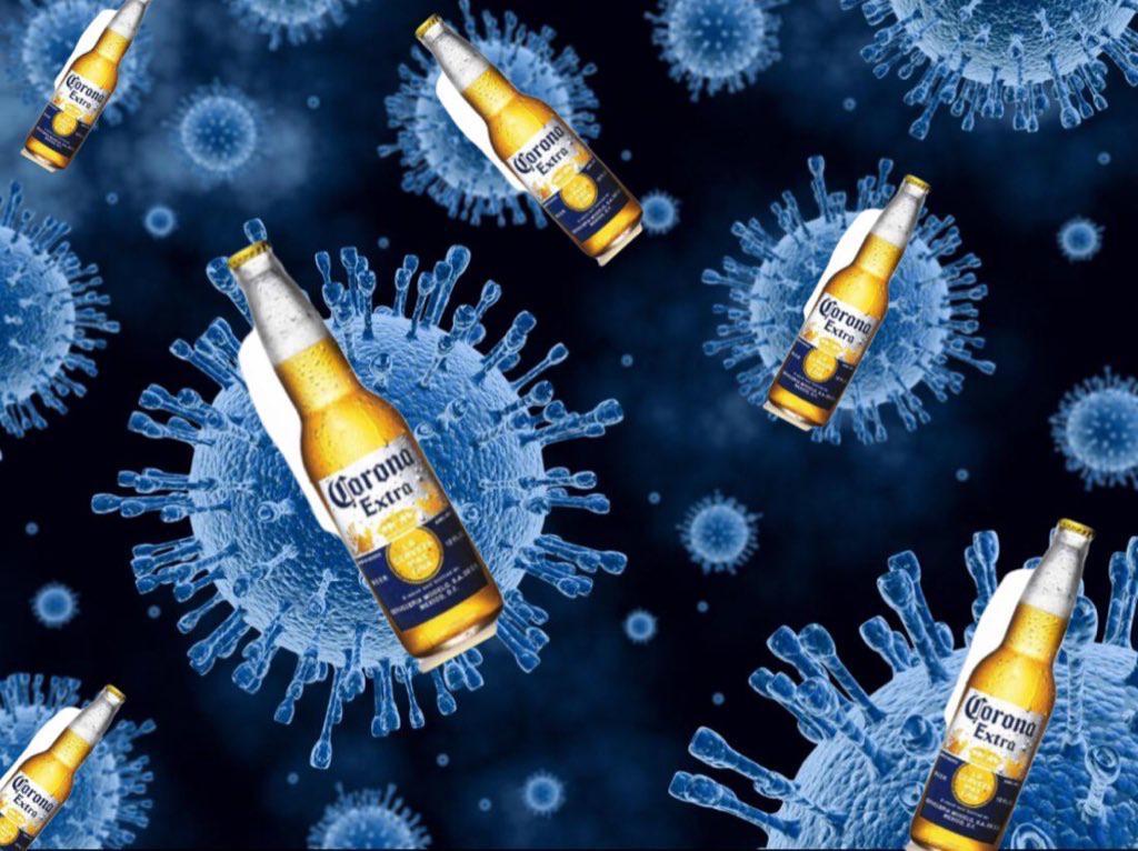 Sobrou para a cerveja Corona, na crise do coronavírus - Agência ...
