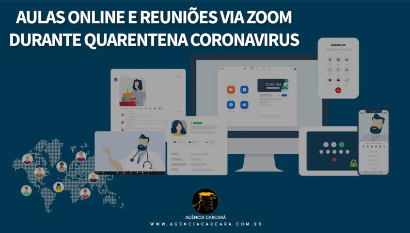 Uma das maiores empresas de teleconferência do mundo, Zoom libera acesso gratuito para escolas, médicos e profissionais por causa do coronavírus covid19