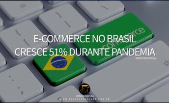 E-commerce no Brasil cresce 51% durante pandemia; veja lojas e setores que mais se beneficiaram