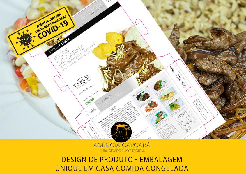 Design de embalagem e produto Unique em Casa O design é o melhor investimento que a sua empresa pode fazer em seu negócio