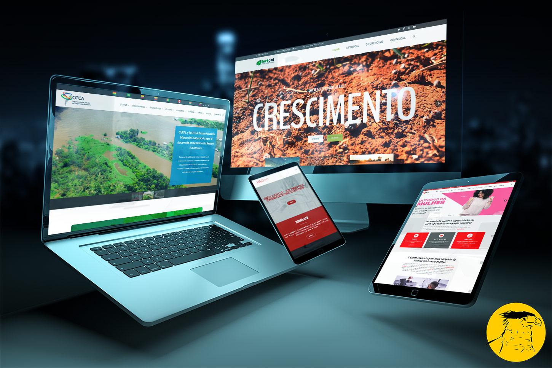 Criação de site e portal em Brasília usando WordPress?A Agência Carcará utiliza, desde 2013, as mais modernastecnologias para desenvolvimento e modernização de websites em Brasília e no Brasil, onde tornamos seu projeto único e diferenciado. Tenha uma verdadeira ferramenta de vendas com a criação de sites em Brasília da Carcará. Desenvolvimento de sites em WordPress em Brasília.