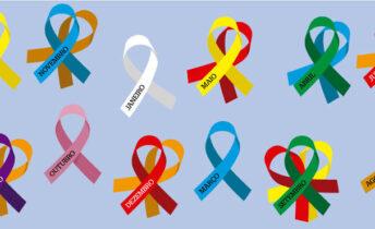 Outubro rosa, novembro azul,janeiro branco...Você certamente já ouviu falar em alguma dessas campanhas voltadas à prevenção de doenças, não é mesmo?