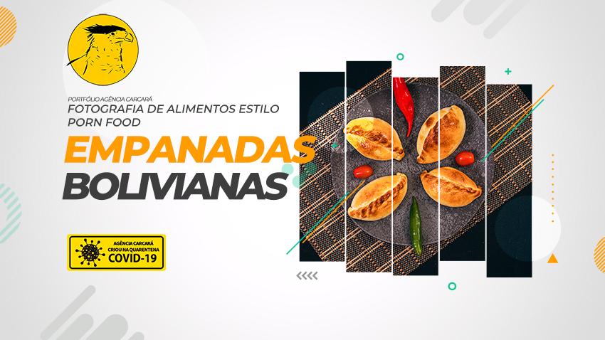 Fotografia de alimentos: Empanadas Bolivianas em Brasília do Kevin Bolívia