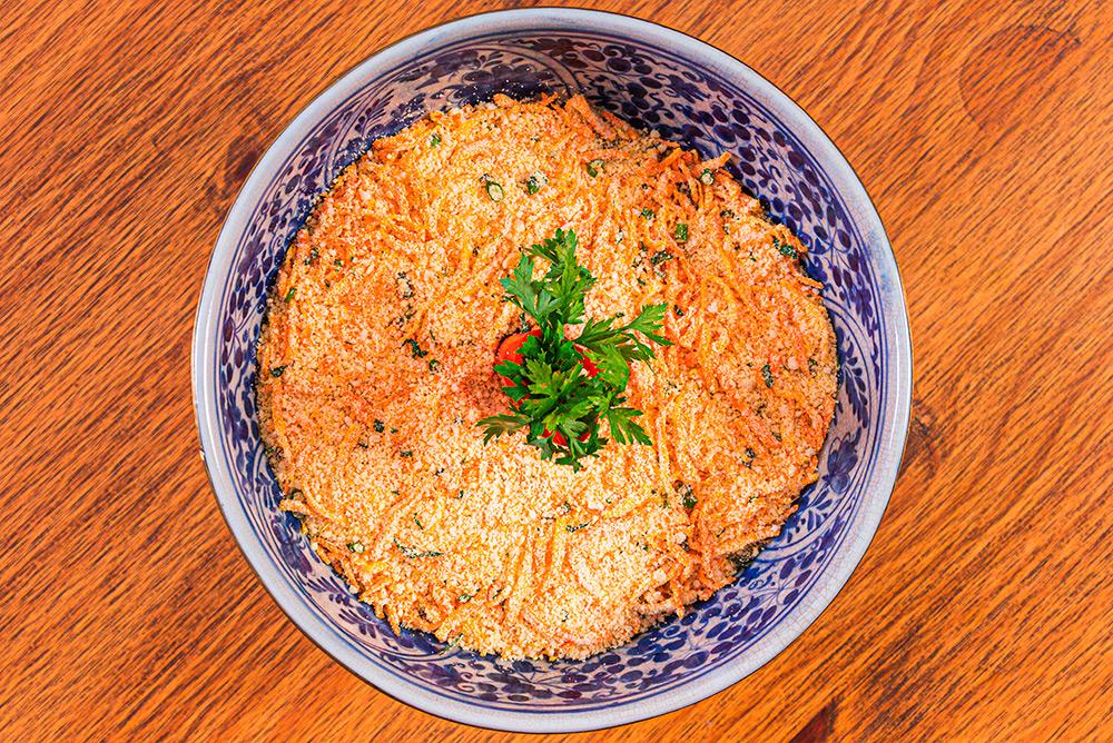 Fotografia de alimento da Ceia Natal e Réveillon do Unique em Casa para marketing gastronômico